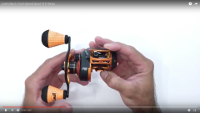 Lew's Mach Crush Speed Spool SLP Baitcast Reel Video