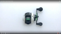 Lew's Mach I Speed Spool Baitcast Reel Video