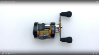 Speed Cast Casting Reel