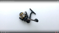 Wally Marshall Signature Series Spinning Reel