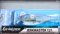 Livingston Lures JerkMaster 121 Team Livingston Series EBS MultiTouch Video