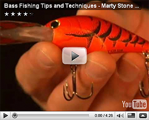 Lucky Craft Flat CB Series Crankbaits Video