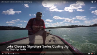 Dirty Jigs Luke Clausen Casting Jig Video