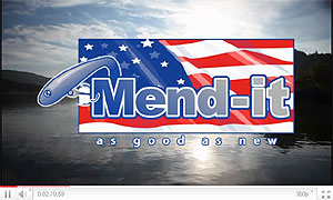Mend-It! Soft Bait Repair Video