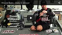 Missile Baits Baby D Stroyer Video