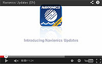 Navionics Updates Video