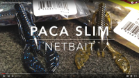 NetBait Paca Slim Video