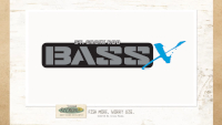 Bass X Series Casting Rods