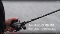 13 Fishing Defy Black Casting Rods Video