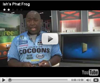 Snag Proof Phat Frog Video