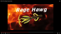 Strike King Rage Tail Hawg Video