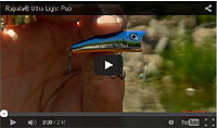 Rapala Ultra Light Pop Video