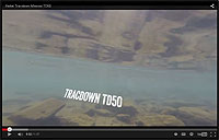 Rebel Tracdown Minnows Video