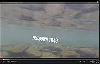 Rebel Tracdown Minnows Video