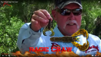 Strike King Rage Tail Craw Series Video