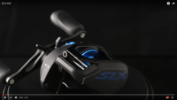 Video: Shimano SLX Low Profile Baitcasting Reel