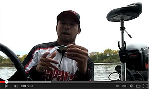 Rapala Scatter Rap Crank Shallow Video