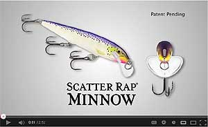 Scatter Rap Minnow