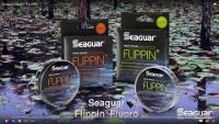 Seaguar Flippin' Fluoro Fluorocarbon Line Video