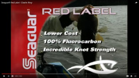 Red Label Fluorocarbon Line