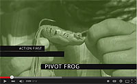 Video: Sebile Pivot Frog