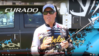 Shimano Curado K Low Profile Casting Reel Video