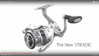 Shimano Stradic FK Spinning Reel Video
