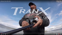 Shimano Tranx Low Profile Casting Reel Video