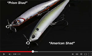 DUO Realis Spinbait 80 Video