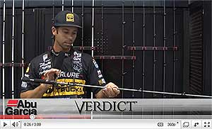 Verdict Casting Series Rods