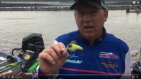 BOOYAH Flex II Squarebill Crankbait Video