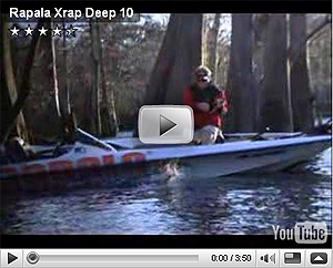 Rapala X-Rap Deep Series Video