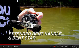 Abu Garcia Revo Winch Baitcasting Reels Video