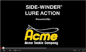 Acme Side-Winder Video