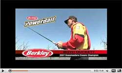 Berkley - Power Bait Chigger Craw Video