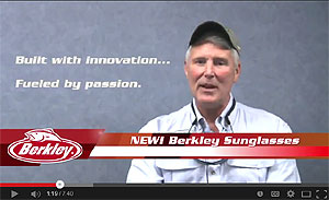 Berkley Dodge Sunglasses Video