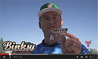 Video: Jackall Binksy Popper