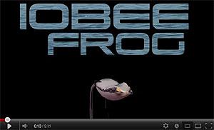 Jackall Iobee Frog Video