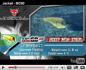 MC/60 Crankbait Series