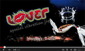 Molix Lover Special Vibration Jig Video