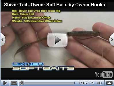 Softbait Shiver Tail