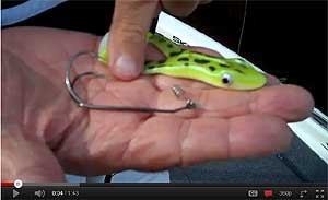 Stanley Ribbit Double-Take Hook Video