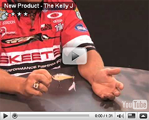 Lucky Craft Kelly J Series Video