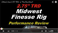 Finesse TRD Worm